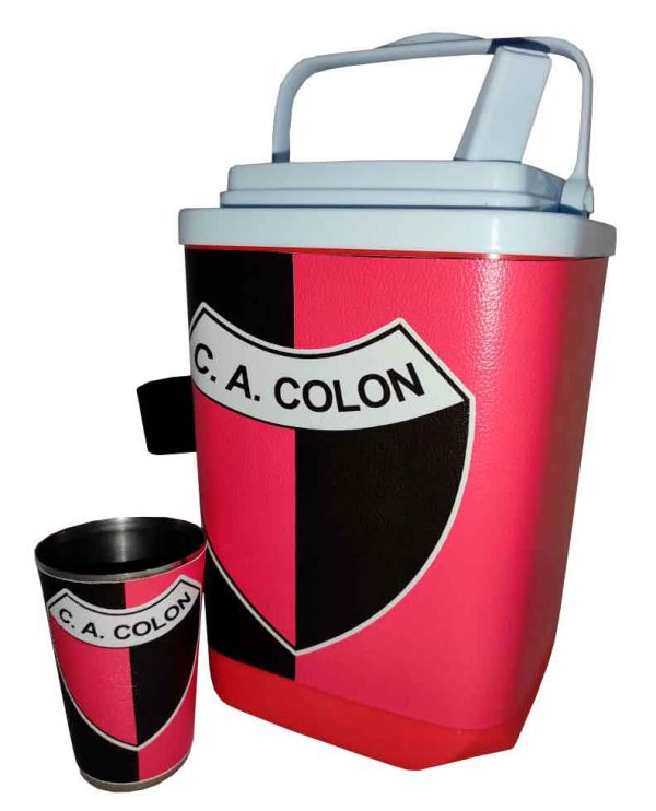 Set de terere con diseño de Club Atlético Colon